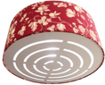 35cm Lampshade Diffuser Louvered